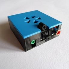 (Pi) USB&SPDIF sound card PCM2704 box