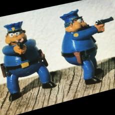 Chief Wiggum 3D