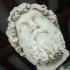 Portrait head of Ailius Verus (?) image
