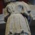 Upper body of a female statuette image