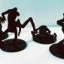 Silhouette Minis: Eclipse Phase X-Threats image