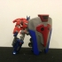 Transformers Phalanx Shield image