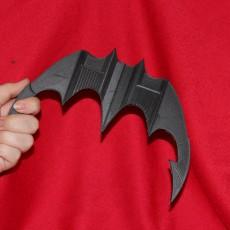 Batman 1989 Folding Batarang