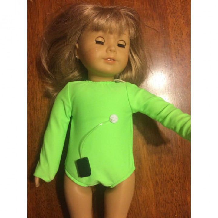 t:slim Style Insulin Pump for 18 inch Doll or Stuffed Animal