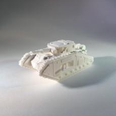 Epic Scale Malcador Heavy Tank