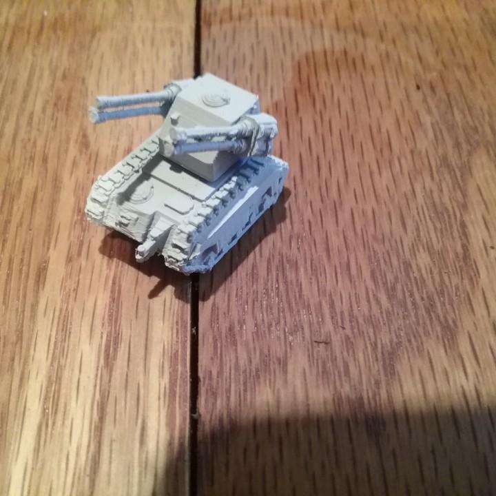 Epic Scale Hydra Flak Tank