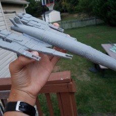 Normandy SR2- Mass Effect