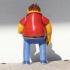 Barnie Gumble3D image