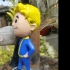 Vault Tec Vault Boy Figurine from Fallout 4 image