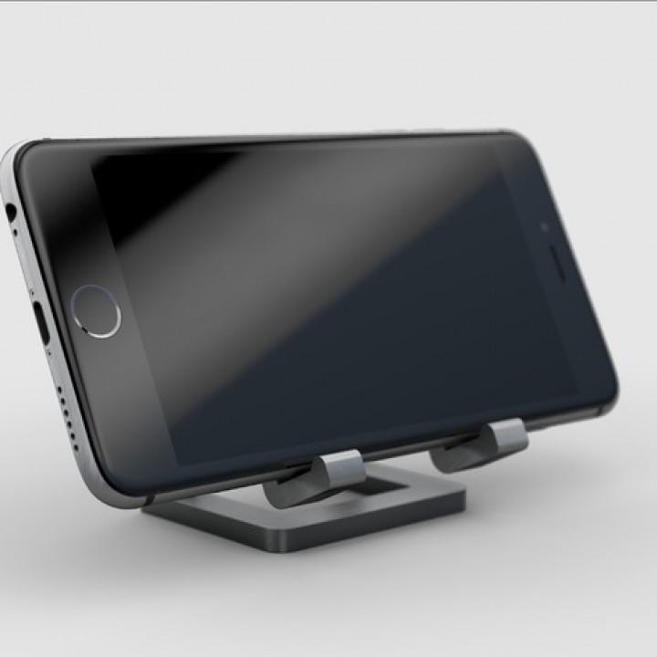 Freischwinger  - beautiful phone stand