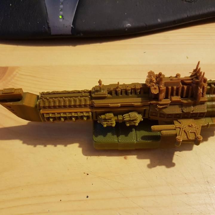 Imperial Navy Cruiser