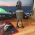 Bender Futurama print image