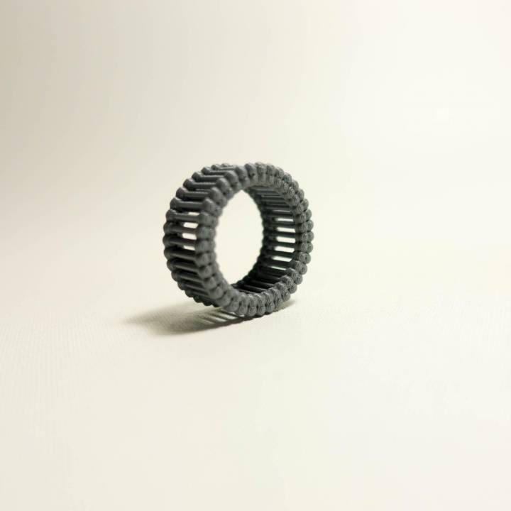 Atom ring