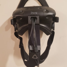 Picture of print of HTC Vive VR Headset Holder