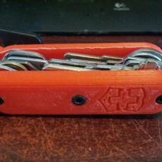 Swiss Army Knife Key