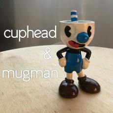 Cuphead and Mugman!