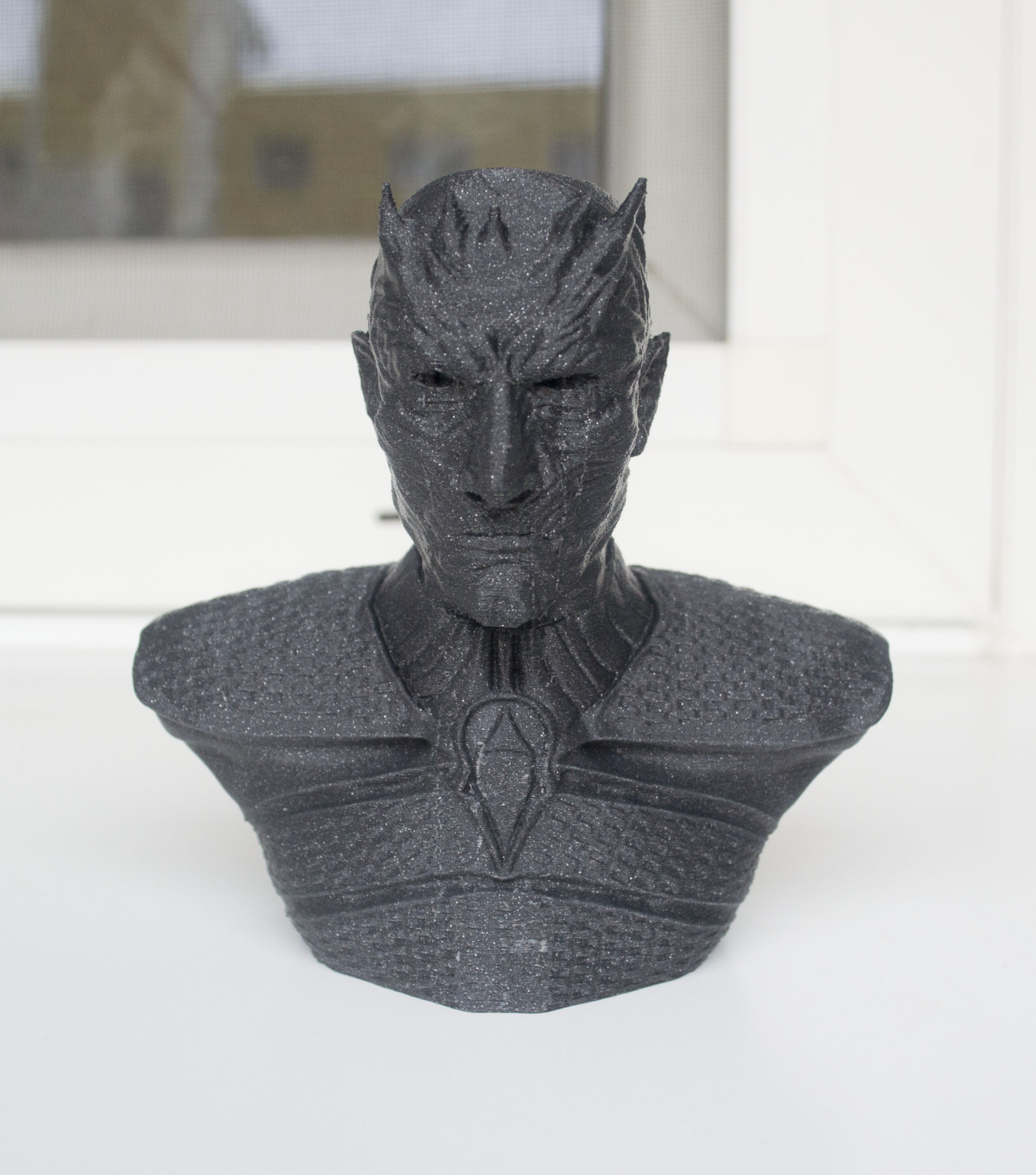 Game Of Thrones The Night King 1 10 Scale: 3D Printable The Night King Bust V2
