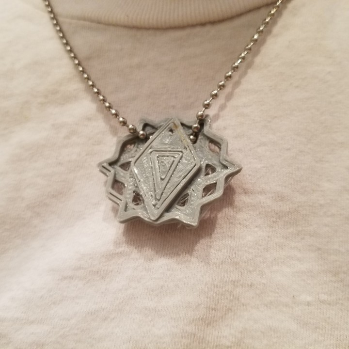 3d Printable Assassin S Creed Movie Necklace By T E C