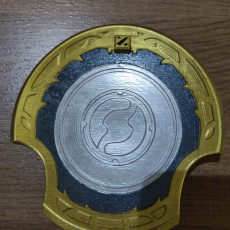 Picture of print of Dota 2 - Aegis Of Champions