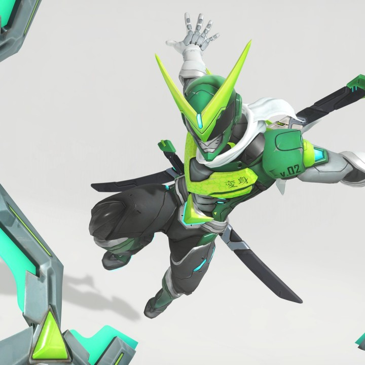 Shuriken Genji Sentai