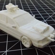 Printer Forge 3D Promotional Cars Mini 001