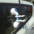 Car antenna device image