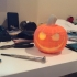 Scary Halloween Pumpkin image