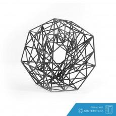 02  Heptagonal Iris Toroid 3D Model