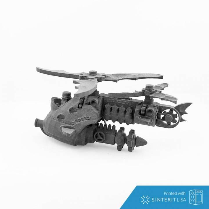 Dwarf GyroCopter 2.0