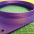 120mm to 103-104mm fan adapter shroud image