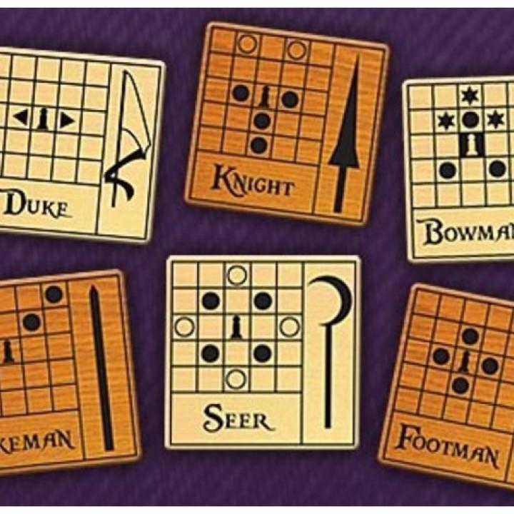 The Duke - Board Game