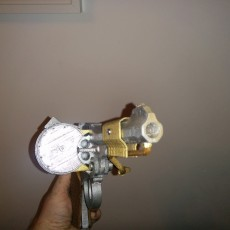 Picture of print of Bioshock Pistol