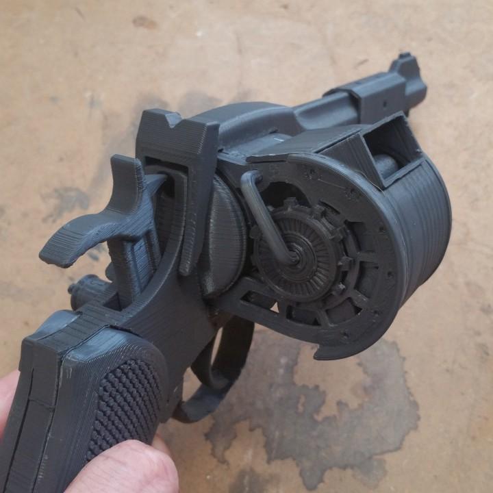 Bioshock Pistol
