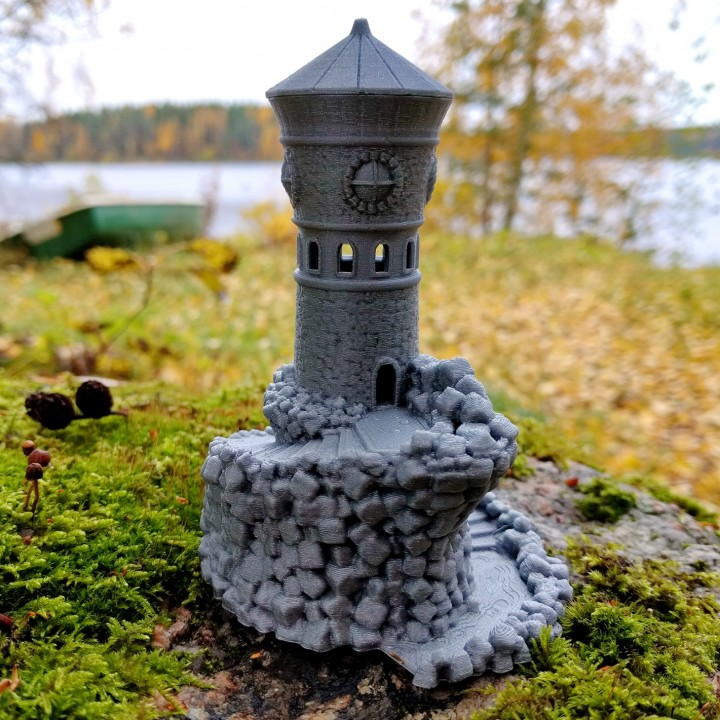 Forbidden Watchtower