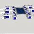 3 DOF Hexapod sg90s micro servo image