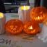 Melting Candle Tea Light Candle Holders print image