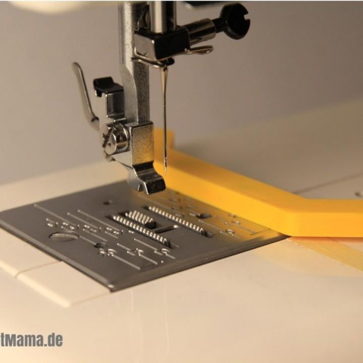 Custom Magnetic Sew Guide