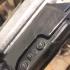 Bladerunner Deckard's gun clip image