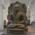 Buddha protected by the serpent Muchalinda image