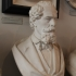 Bust of Charles Dickens image