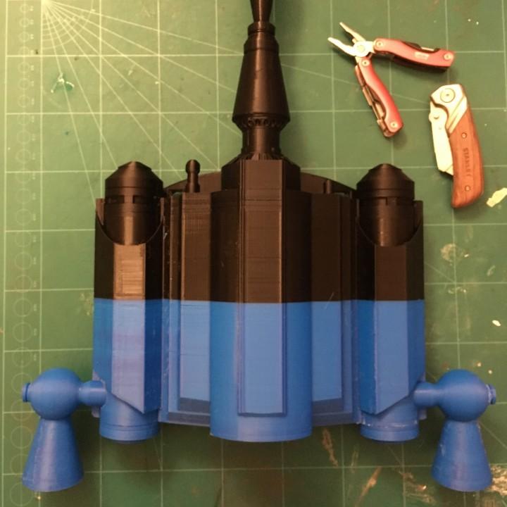 3d Printer For Sale >> 3D Printable boba fett inspired jetpack by wolfie