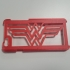iPhone 6 case Wonder Woman primary image