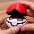 Pokeball Switch Cartridge Case image