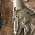 Blade Runner 2049 K's Pistol print image
