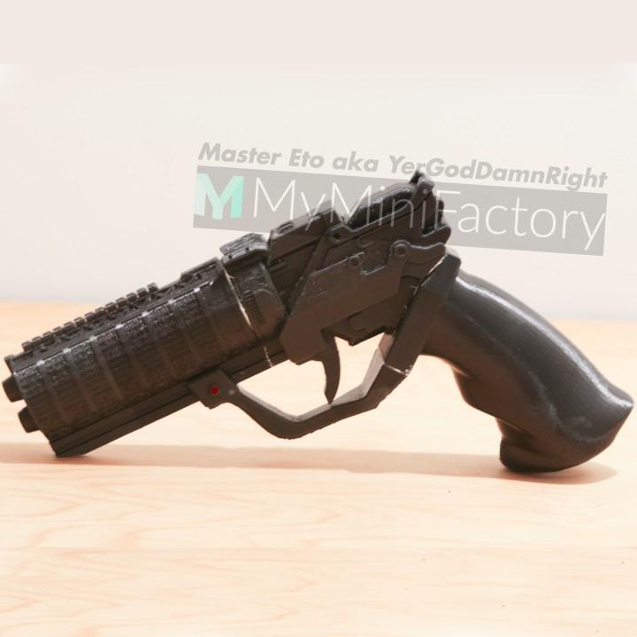 Blade Runner 2049 K's Pistol