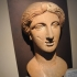 Clay bust of a goddess (Demeter?) image