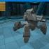 Printer Forge 3D Promotional Drone Walker 001 image