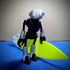 Picture of print of Ankly Robot for FDM