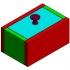 Nail Puzzle Box image