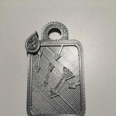 Clash Royale - Arrows Keychain